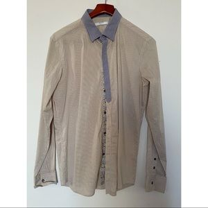Aglini men's stylish shirt
